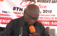 Bro. Joshua Ansah (Deputy SG,TUC-Ghana) Speech on International Women's Day