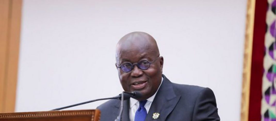Coronavirus: Government actively discussing possible lockdown – Akufo-Addo