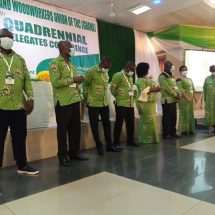 10th QUADRENNIAL DELEGATES CONFAB OF TIMBER & WOODWORKERS